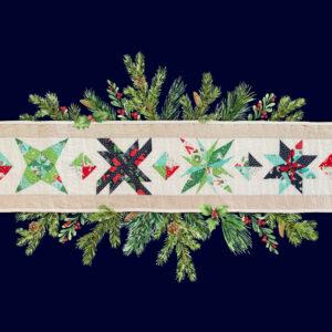 Weihnachtstischläufer