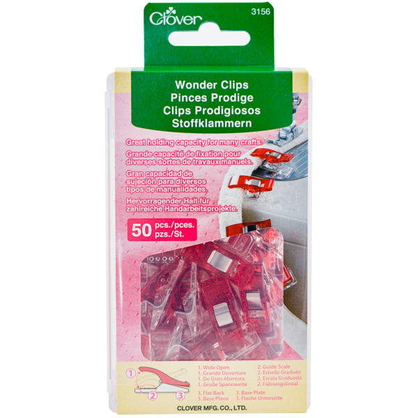 Clover Wonderclips rot