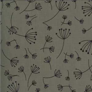 Moda Quotation Graphite Breeze