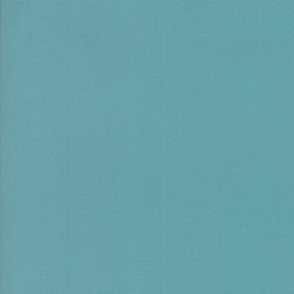 Patchworkstoff Moda Bella Solids Teal