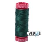 Aurifil 12wt Medium Spruce