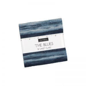 Moda Charm Pack The Blues von Janet Clare