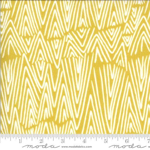 48302-13 Moda Zoology Mud Cloth Citrine