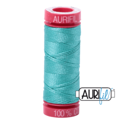 Aurifil 12 Light Jade