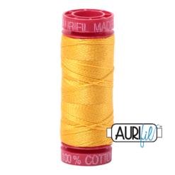 Aurifil 12 Yellow