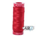 Aurifil 12 Lobster Red