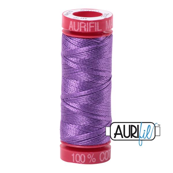 Aurifil 12 Medium Lavender