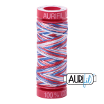 Aurifil 12 multicolor Liberty