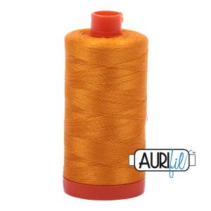Aurifil 50 Yellow Orange