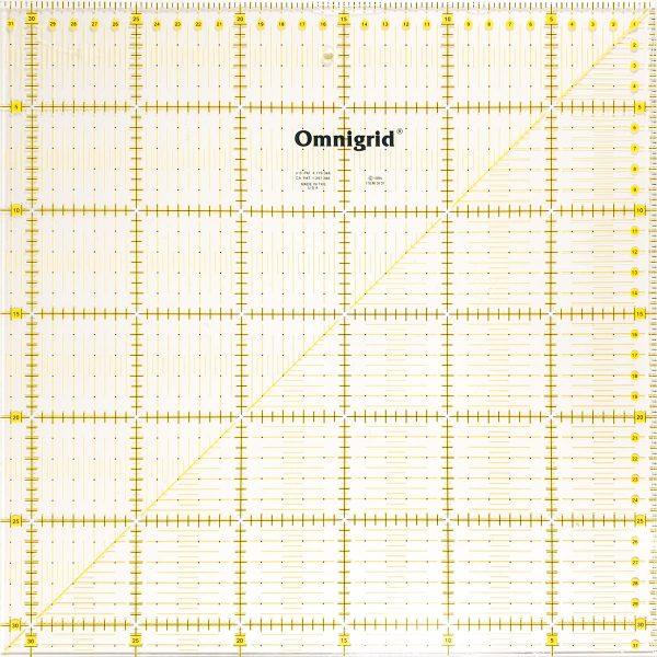 Omnigrid Patchworklineal