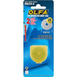 Olfa Ersatzklinge 28mm