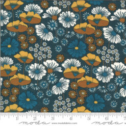Moda Fabrics Cider Blueberry Buckle
