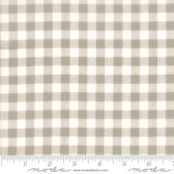 "Moda Farmer's Daughter ""Gingham Taupe"""