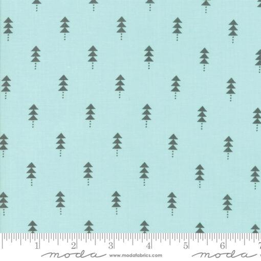 "Moda Little Tree ""Aqua Frost"""
