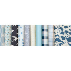 "AGF Fat Quarter-Stoffpaket ""Cloud and Sky"""