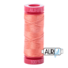 Aurifil 12 Light Salmon