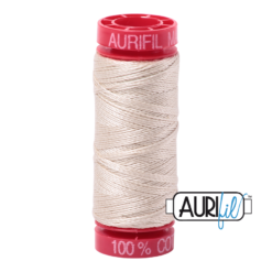 Aurifil 12 Light Beige