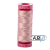 Aurifil 12 Antique Blush
