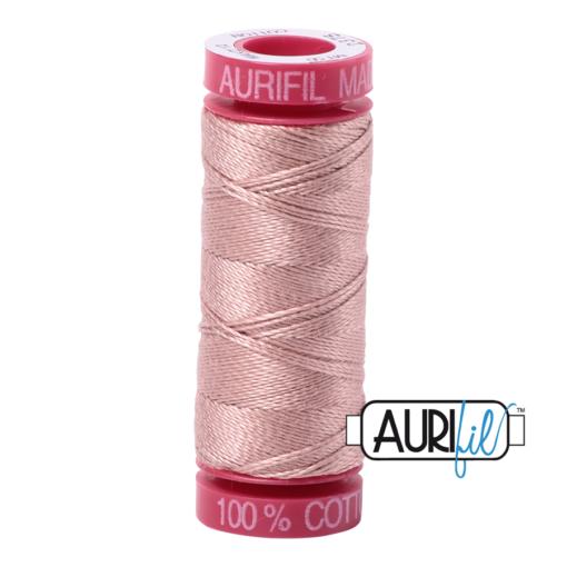 Aurifil 12 Antique Blush