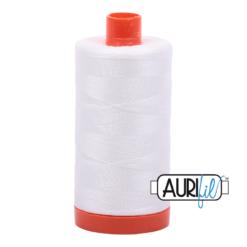 Aurifil 50 Natural White
