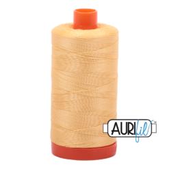 Aurifil 50 2130 Medium Butter