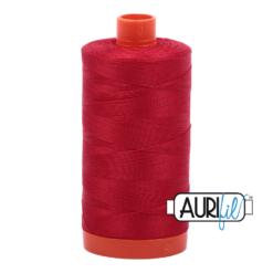 Aurifil 50 Red