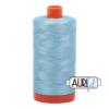 Aurifil 50 2805 Light Grey Turquoise