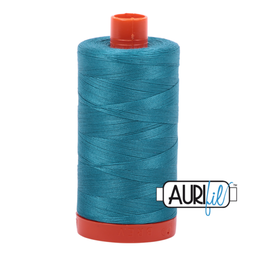 Aurifil 50 4182 Dark Turquoise