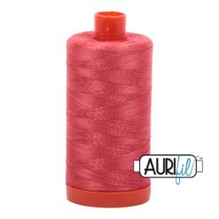 Aurifil 50 5002 Medium Red