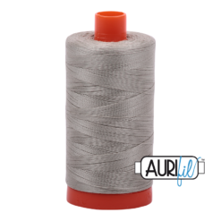 Aurifil 50 5021 Light Grey