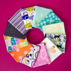 AGF Fat Quarter-Bundle Meow