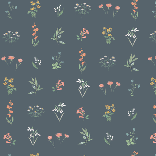 AGF Picturesque 39457 Botanical Study Soft