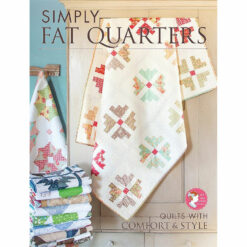Simply Fat Quarters Anleitungsbuch