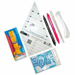 Lineale, Markierung und Stifte