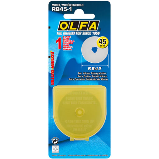Olfa Ersatzklinge 45 mm 1 Stück