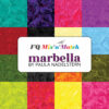 "Fat Quarters ""Marbella"""