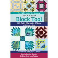 Quick & easy Block Tool Ladies' Art