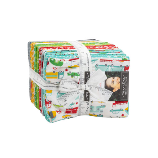 Moda Fat Quarter-Bundle On the Go