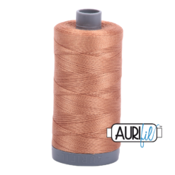 Aurifil 28 Light Chestnut