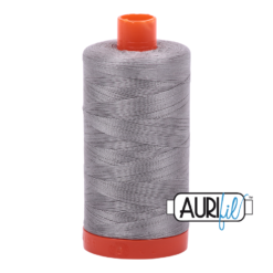 Aurifil 50 Stainless Steel