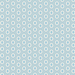 Art Gallery Fabrics Oval Elements Powder Blue