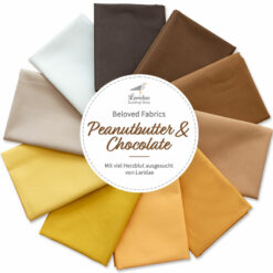 Laridae Beloved Fabrics – Peanutbutter & Chocolate