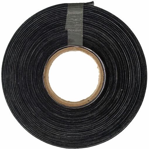 Clover aufbügelbares Schrägband schwarz