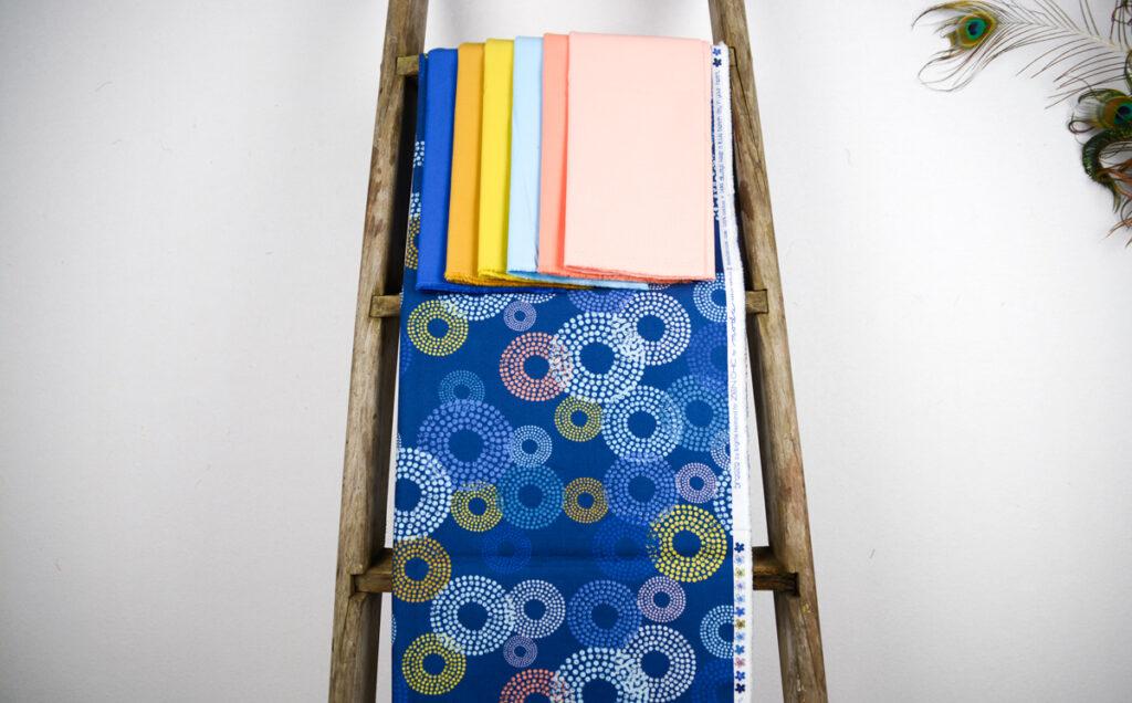 Blender und Solids – Grundlage für moderne Quilts