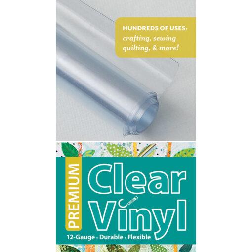 Premium Clear Vinyl