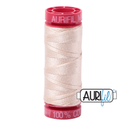 Aurifil 12wt Light Sand