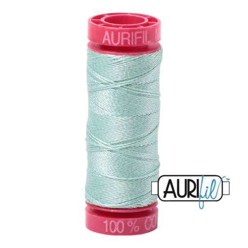 Aurifil 12wt Mint