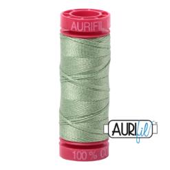 Aurifil 12wt Loden Green