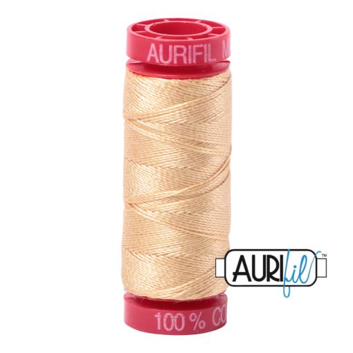 Aurifil 12wt Light Caramel