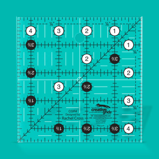 Creative Grids 4,5 Inch Lineal